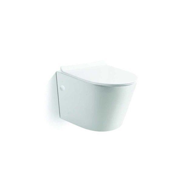 Унитаз подвесной Piatti VT1-11,  ультратонкое soft-close сиденье